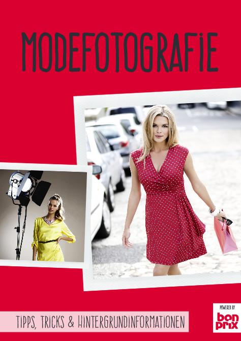 Content Seeding mit Ebook für Modefotografie