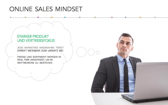 Online Sales Mindset