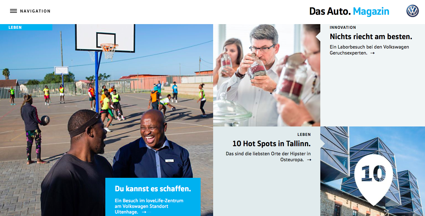 VW-Online-Magazin