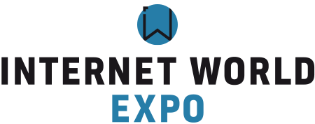Logo der Internet World Expo