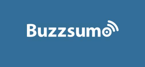 Das Logo vom Social Meda Tool Buzzsumo