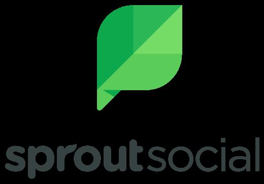 Das Logo vom Social Meda Tool sproutsocial