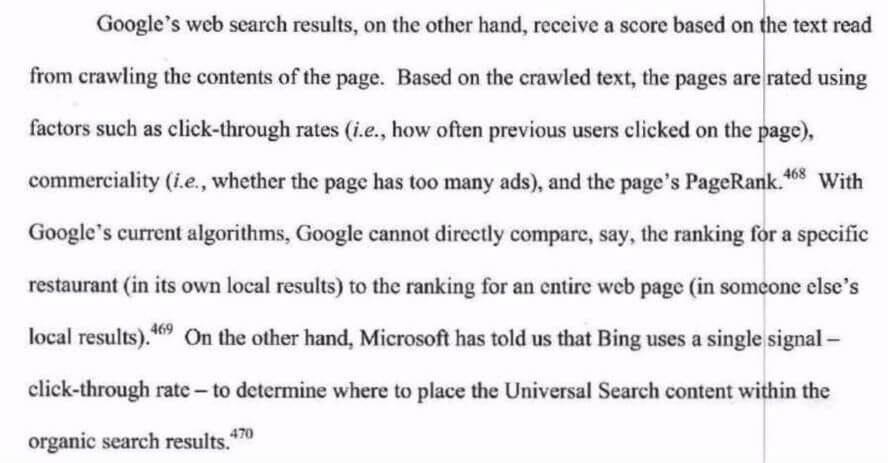 FTC Report, Seite 82
