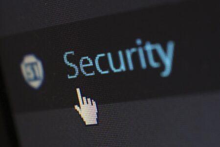 Security Stockfoto