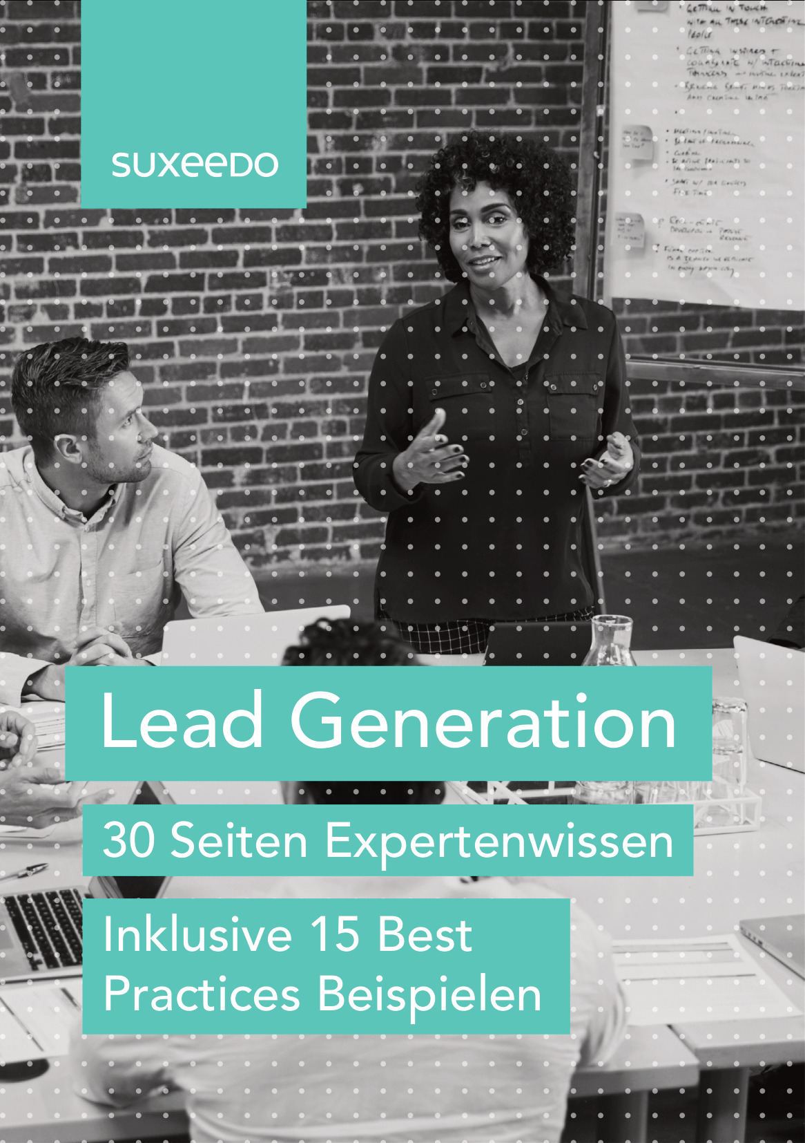 lead Generation Whitepaper Cover