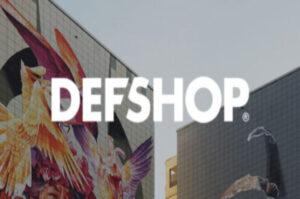 Defshop Cover